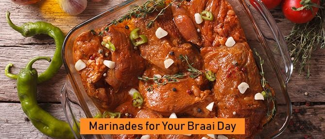Meat Marinades for Your Braai Day (7 minute read)