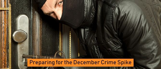 Preparing for the December Crime Spike (3 minute read)