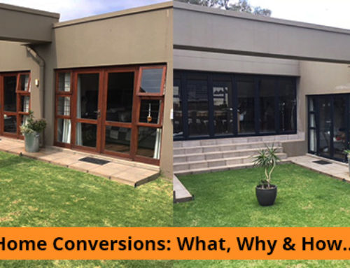 Home Conversions: What, Why & How…