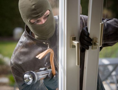 Securing your home for your December holiday